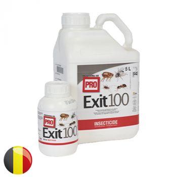 Exit 100 EW (BE)