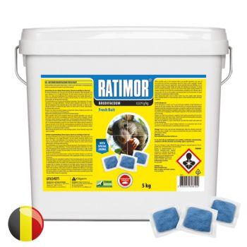 Ratimor Brodifacoum Fresh Bait - sachets (BE)