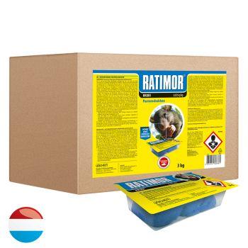 Ratimor Brodifacoum Fresh Bait - trays (NL)