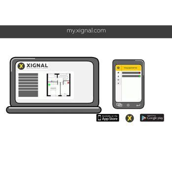 Xignal portal & app